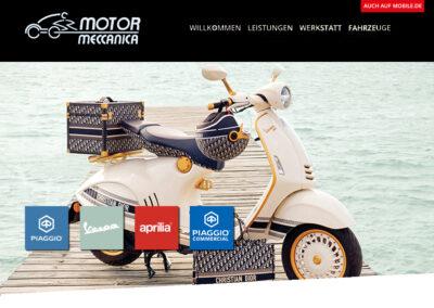 2 Projekte für Motormeccanica Ricci in Krefeld